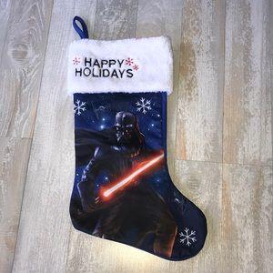 Star Wars Dark Vader Christmas Stocking